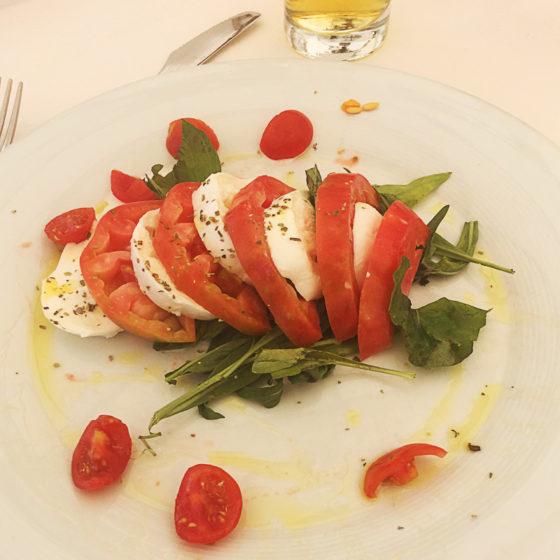 valentinos italian restaurant oldham tomato mozzarella